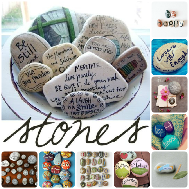 Stone Collage