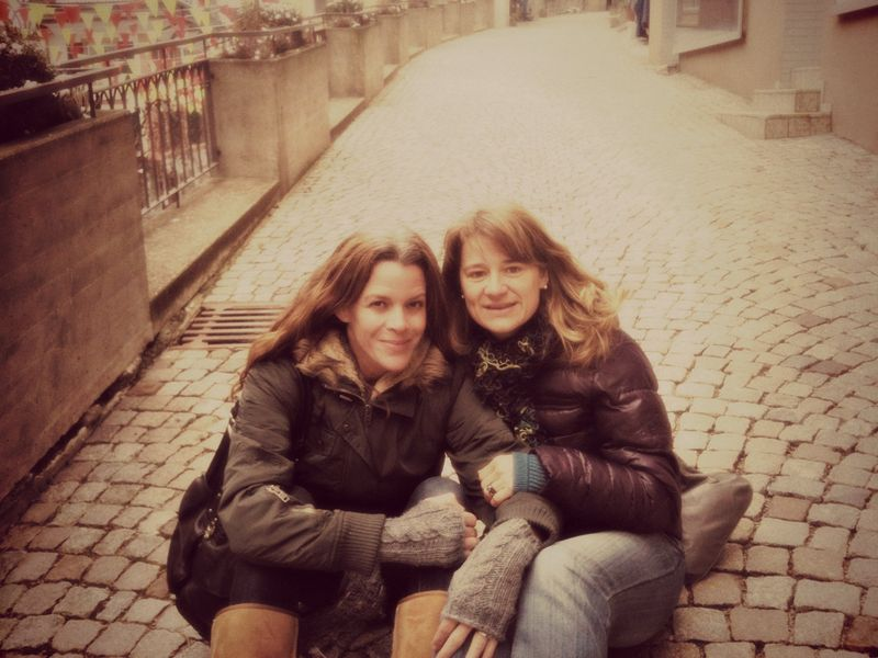 Tiffany and mandy in germany